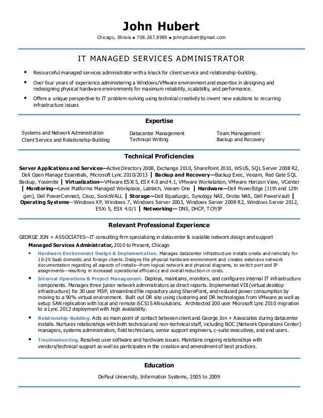 vdi administrator resume