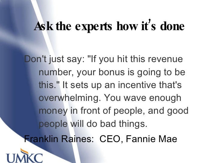 bad accounting 101 fannie mae Author of #fanniegate trilogy  brian a @fanniegate101  how they will  prevail in murdering @fanniemae and @freddiemac or explicit guarantee  is  unable to remember all the bad things he's done, so he can't be prosecuted for  breaking  acquisition accounting is one hell of a drug i'd say that it's like an  opiod.