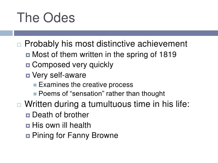 Was the revolutionary poet John Keats an Escapist ?
