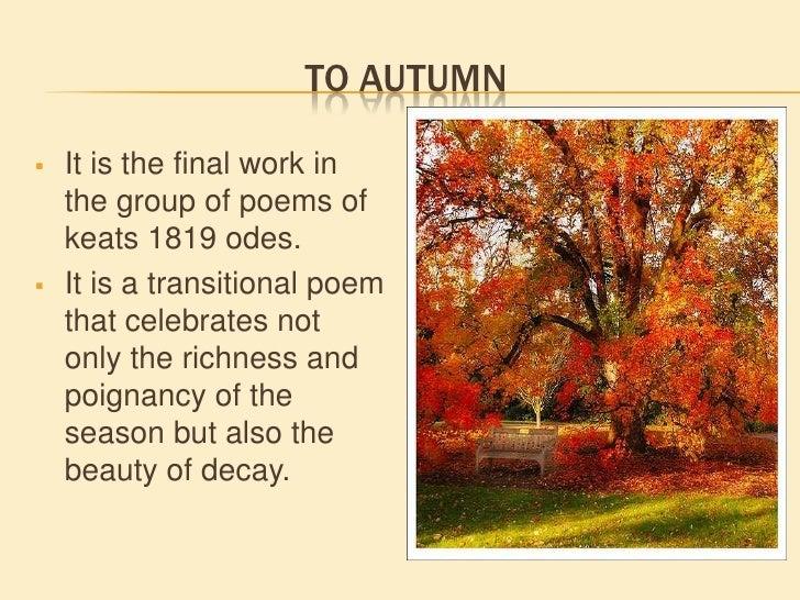 keats nature