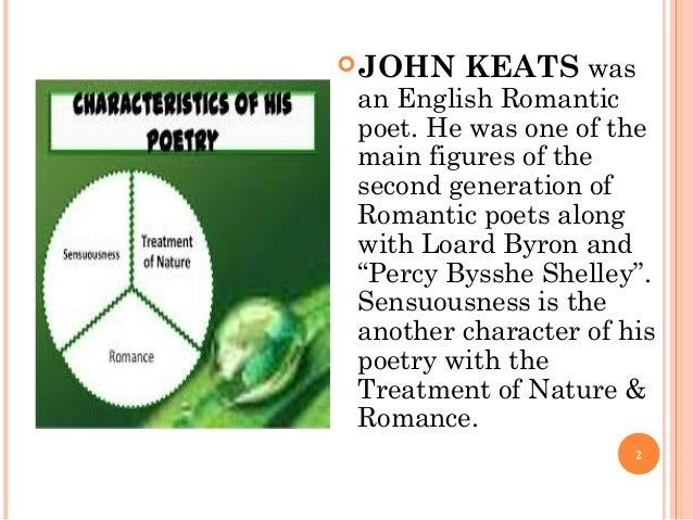 john keats as a pure poet