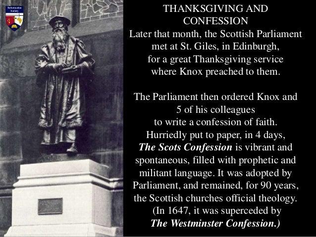 Scottish Reformation