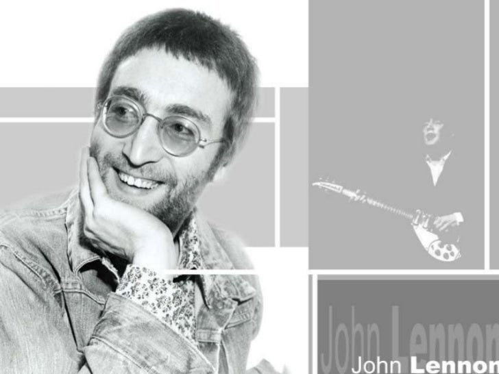 John Lennon And Meditation UlliDuring