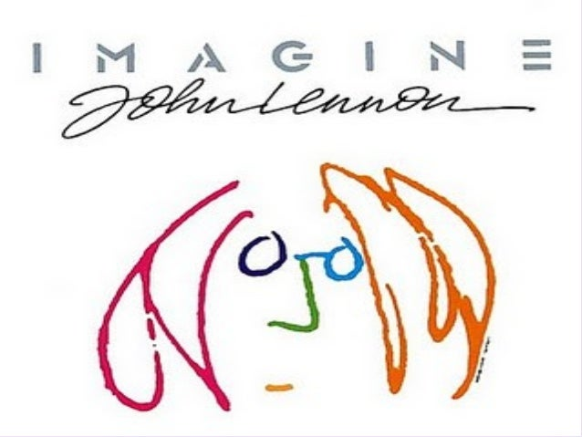 John Lennon Imagine Theres No Heaven Its Easy If You Try And Hell 1