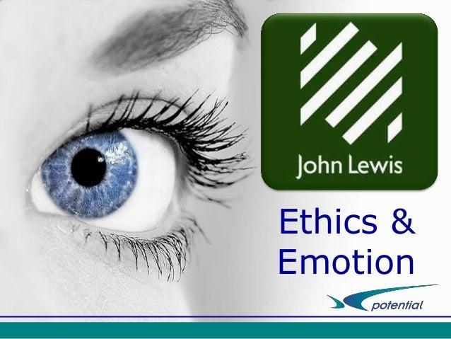 Ethics & Emotion
