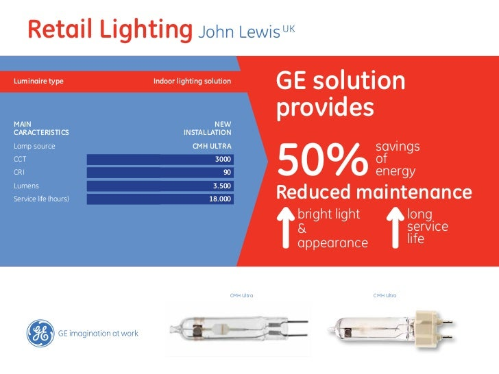 3 retail lighting john lewis ukluminaire type indoor lighting solution ge