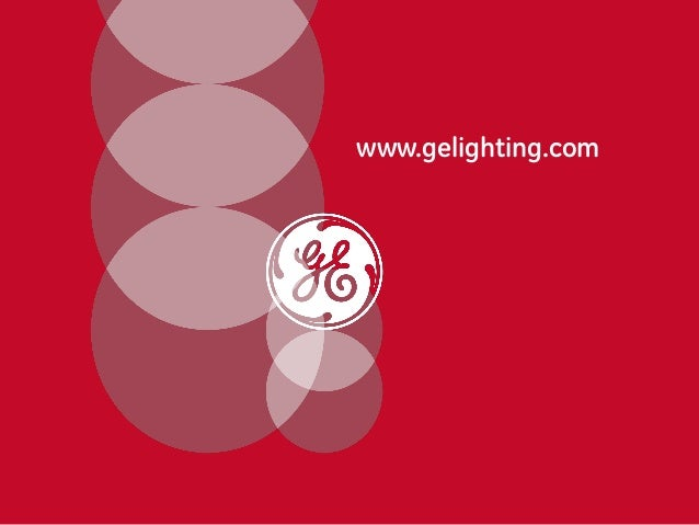 www.gelighting.com