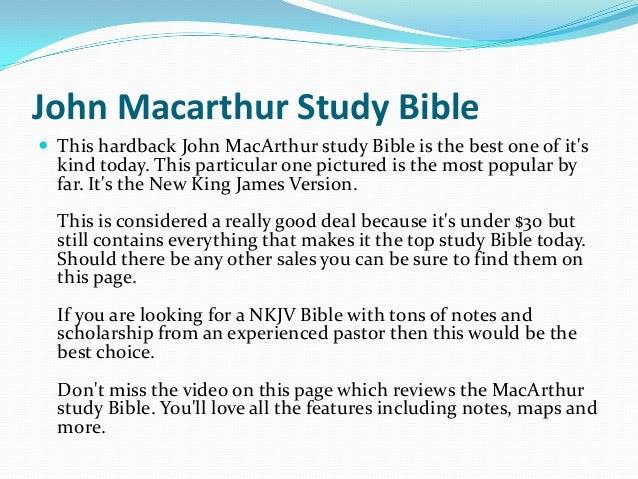 John MacArthur bibliography - Wikipedia