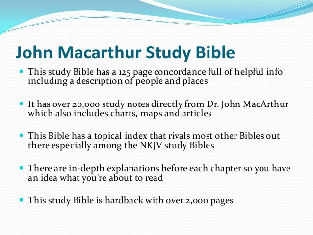 PDF The Macarthur Topical Bible Free Download | Download ...