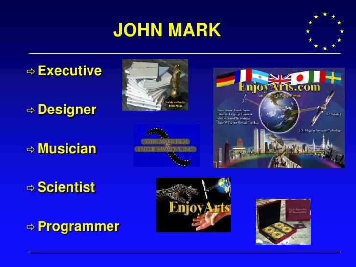 75a86825d00 John Mark Summary