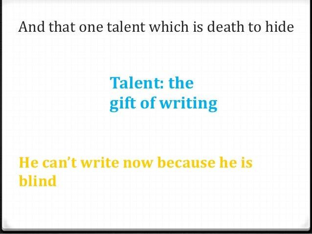 milton sonnet 8