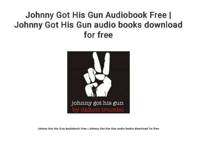 johnny got his gun download
