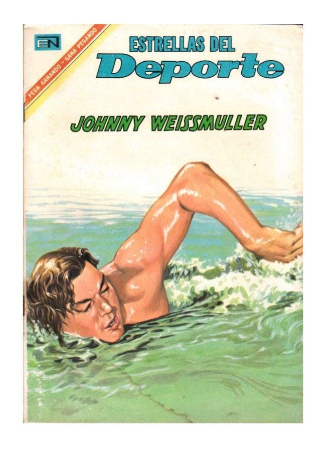 Johnny Weissmuller, revista completa