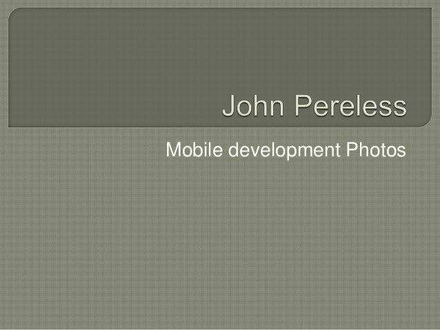 Mobile development Photos