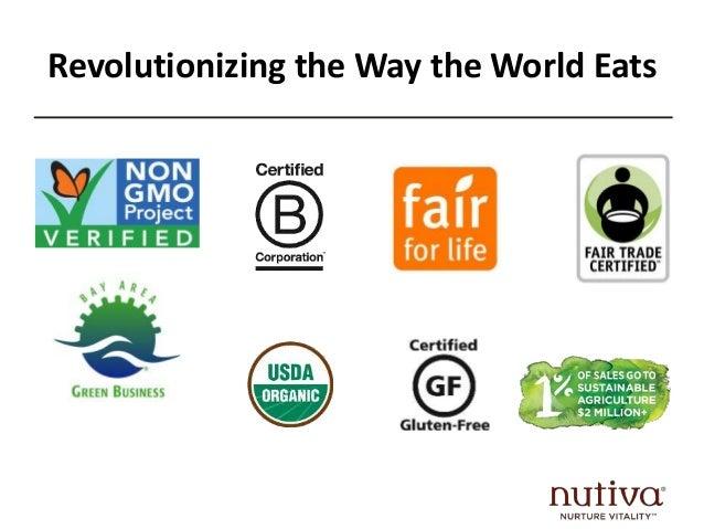 Revolutionizing the Way the World Eats