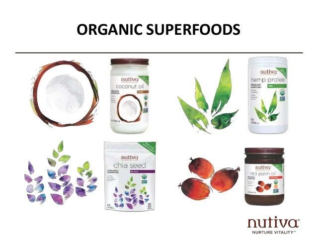 ORGANIC SUPERFOODS