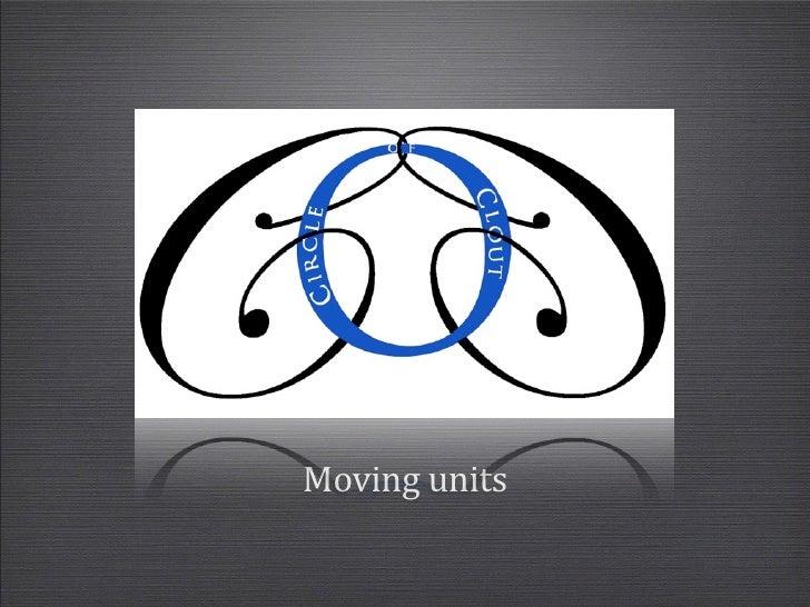 Movingunits