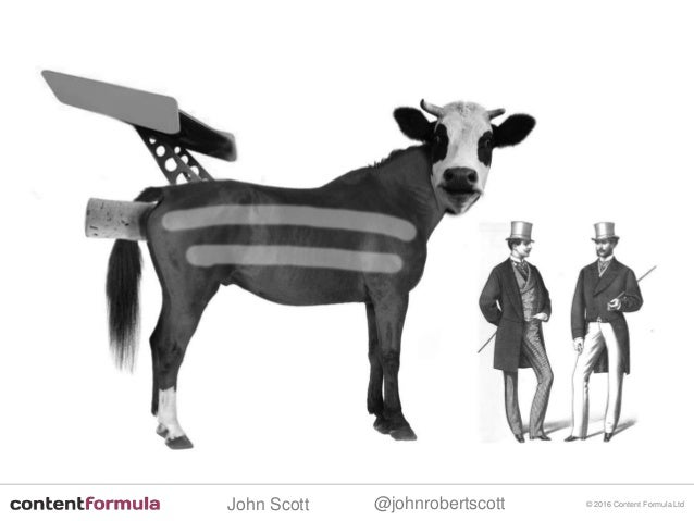 @johnrobertscottJohn Scott © 2016 Content Formula Ltd