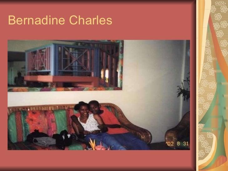 Bernadine Charles