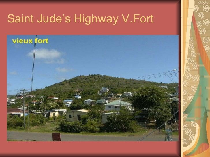 Saint Jude's Highway V.Fort