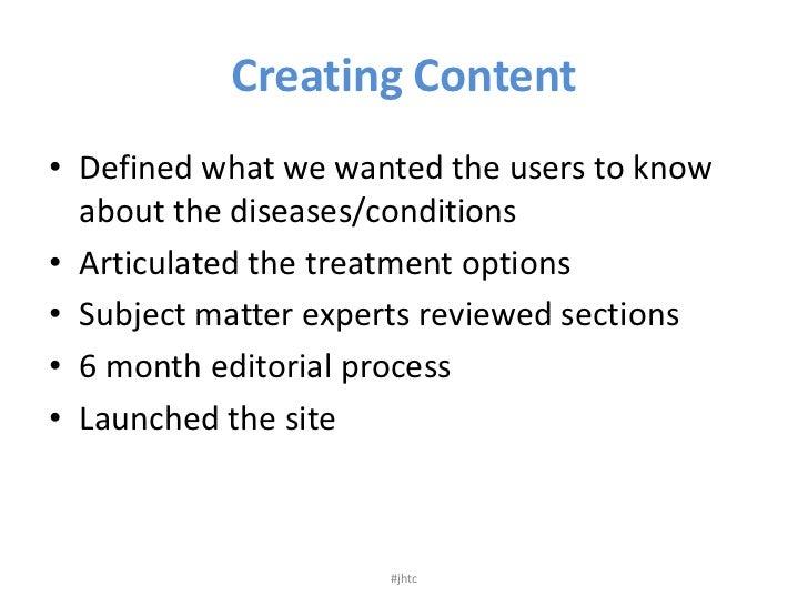 Johns Hopkins Medicine & the Healthcare Content Conundrum