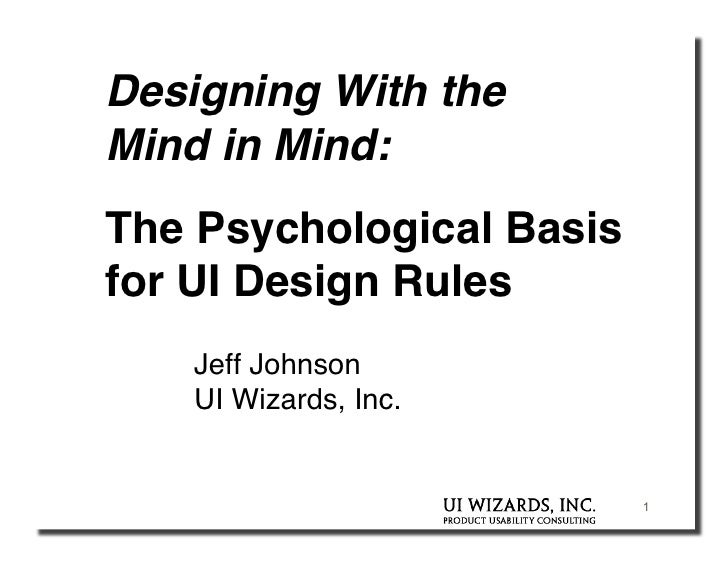 Designing With the 