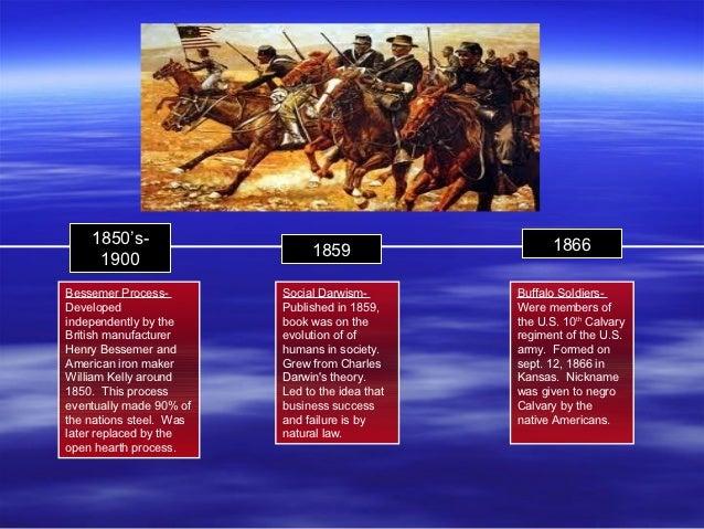 1850's-                                           1866                              1859     1900Bessemer Process-        ...