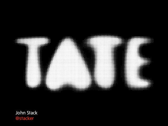 John Stack @stacker