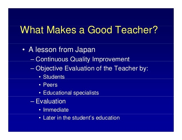 what makes an effective teacher New research has shed light on what makes a real impact in the classroom.