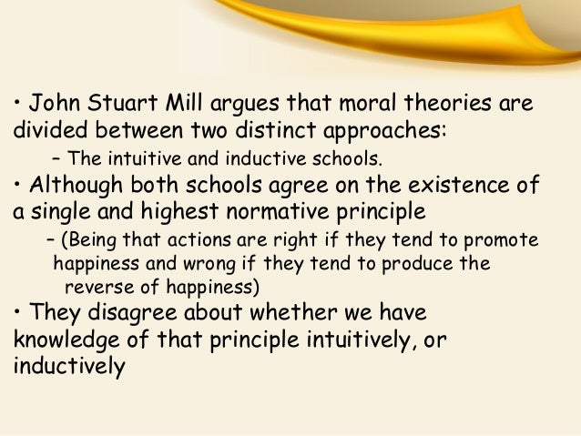 an analysis of john stuart mills ethical theory of utilitarianism Utilitarianism offers a relatively straightforward method for deciding the morally right course of action for any particular situation we may find ourselves in while utilitarianism is currently a very popular ethical theory as john stuart mill once wrote.