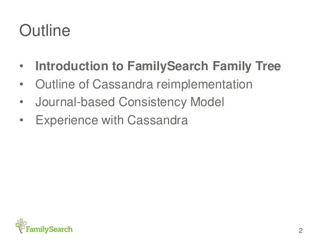 cassandra summit 2014 huge online genealogical database driven by ca