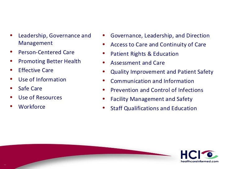 Outcomes• Quality and Risk Integration.• Rapid Implementation.• Regulatory Co-ordination.• Reduced Cost – (Regulation and ...