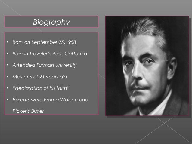 john watson biography