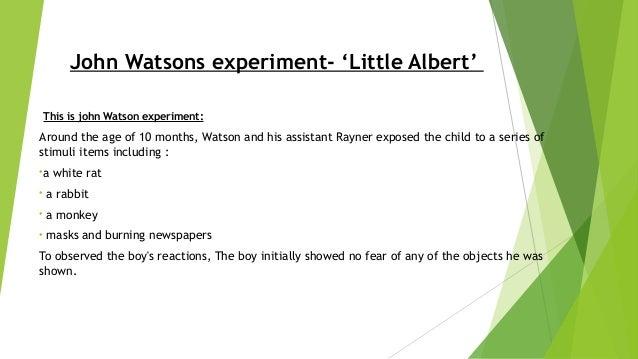 john b watson behaviorism theory pdf