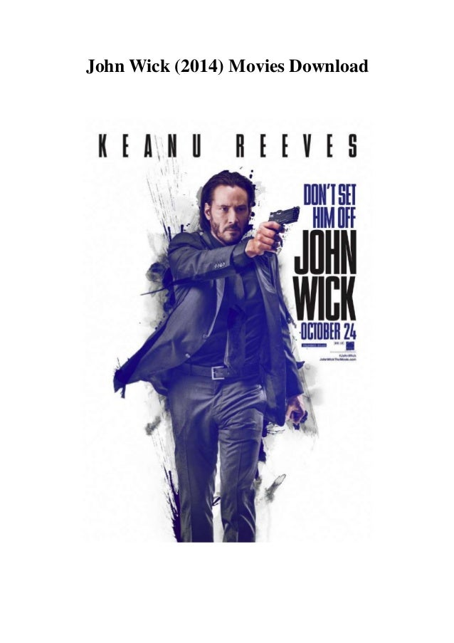 John wick (2014) movies download pagalworld