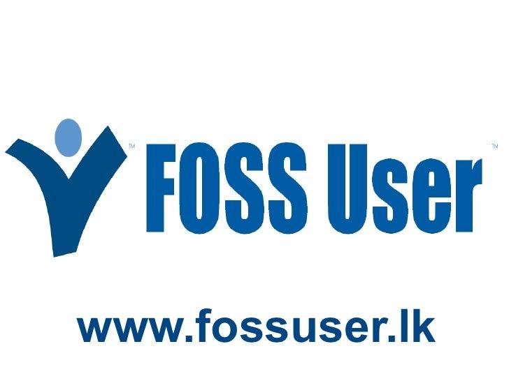 www.fossuser.lk