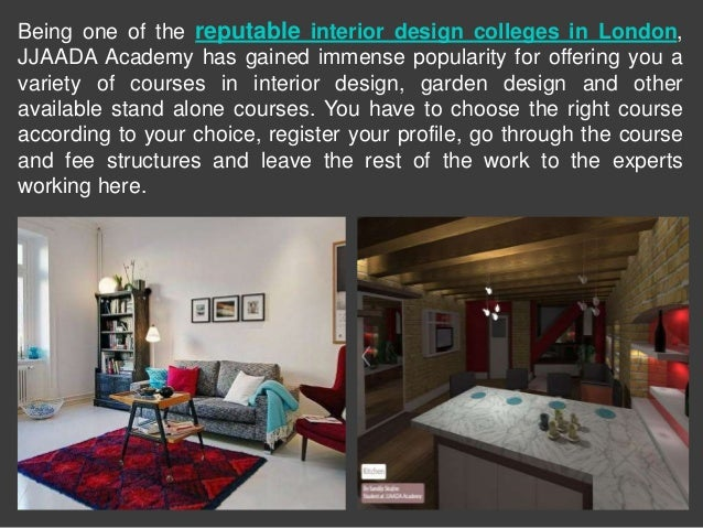 What Subjects Do I Need To Take Become An Interior Designer