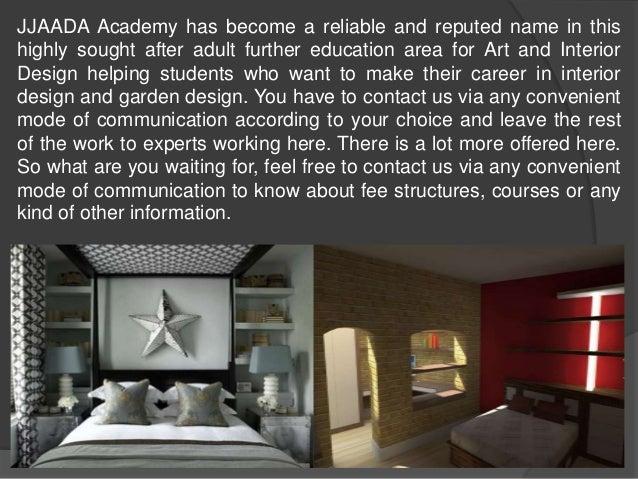 Part Time Interior Design Courses Join Jjaada Academy For Part Time Interior Design Diploma Courses