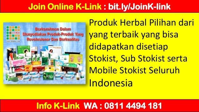 0811-3168-799, Distributor K Link Surabaya