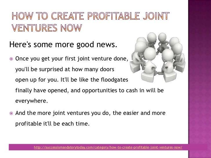 Joint ventures-exposed Slide 2