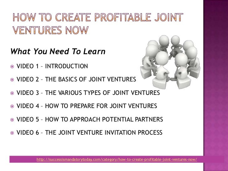 Joint ventures-exposed Slide 3