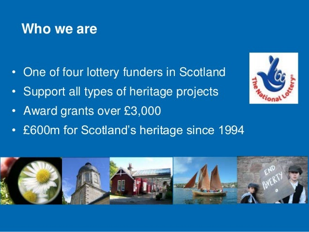 hlf workshop at stewartry and nithsdale cvs funding event 17 09 13