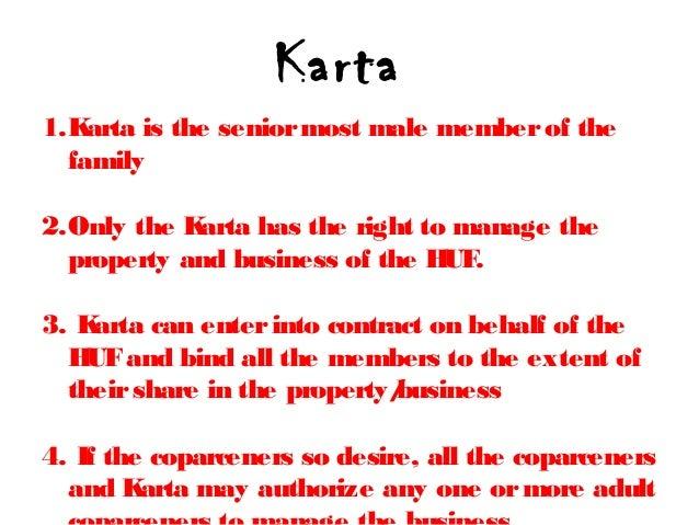 Hindu Property Act
