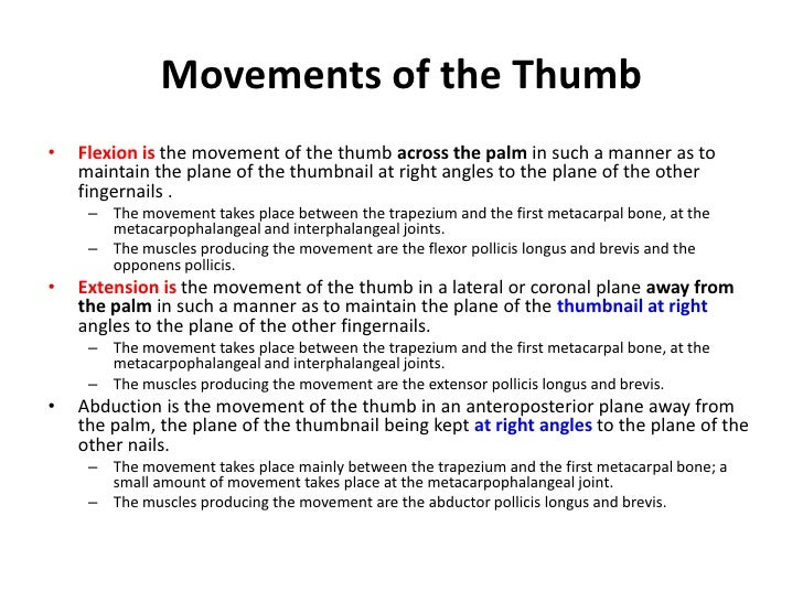 Joints upper limb 2nd lecture10122010