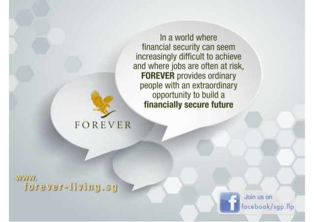 independent distributor in a world where financial security can seem increasingly difficult to achieve and where jobs are