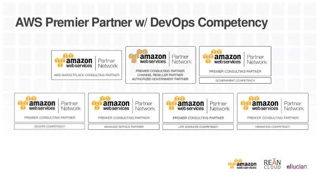 how to become aws partner