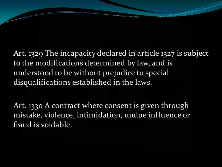 article 1176 of obligation and contract This video is to hightlight and give sample scenarios that will explain the civil code of the philippines law on obligations and contracts specially in article 1186, 1189 & 1190.