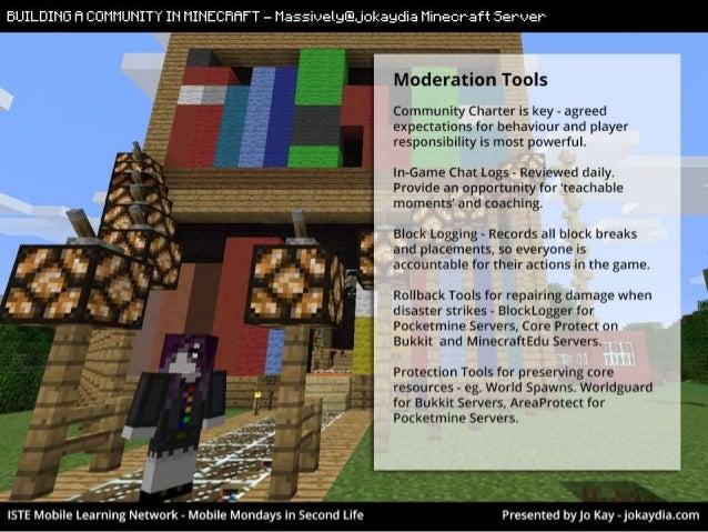 Building Community in Minecraft - Massively@jokaydia com