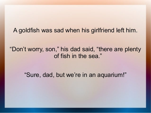 a funny joke to tell your girlfriend