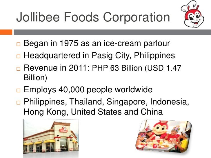 Jollibee charts expansion strategy